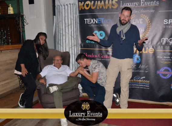 Luxury Event's 'Live The Greek Myth Symposioum' 43